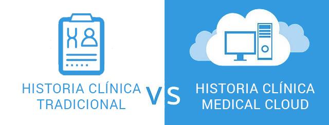 Historia clínica electrónica vs historia clínica en papel